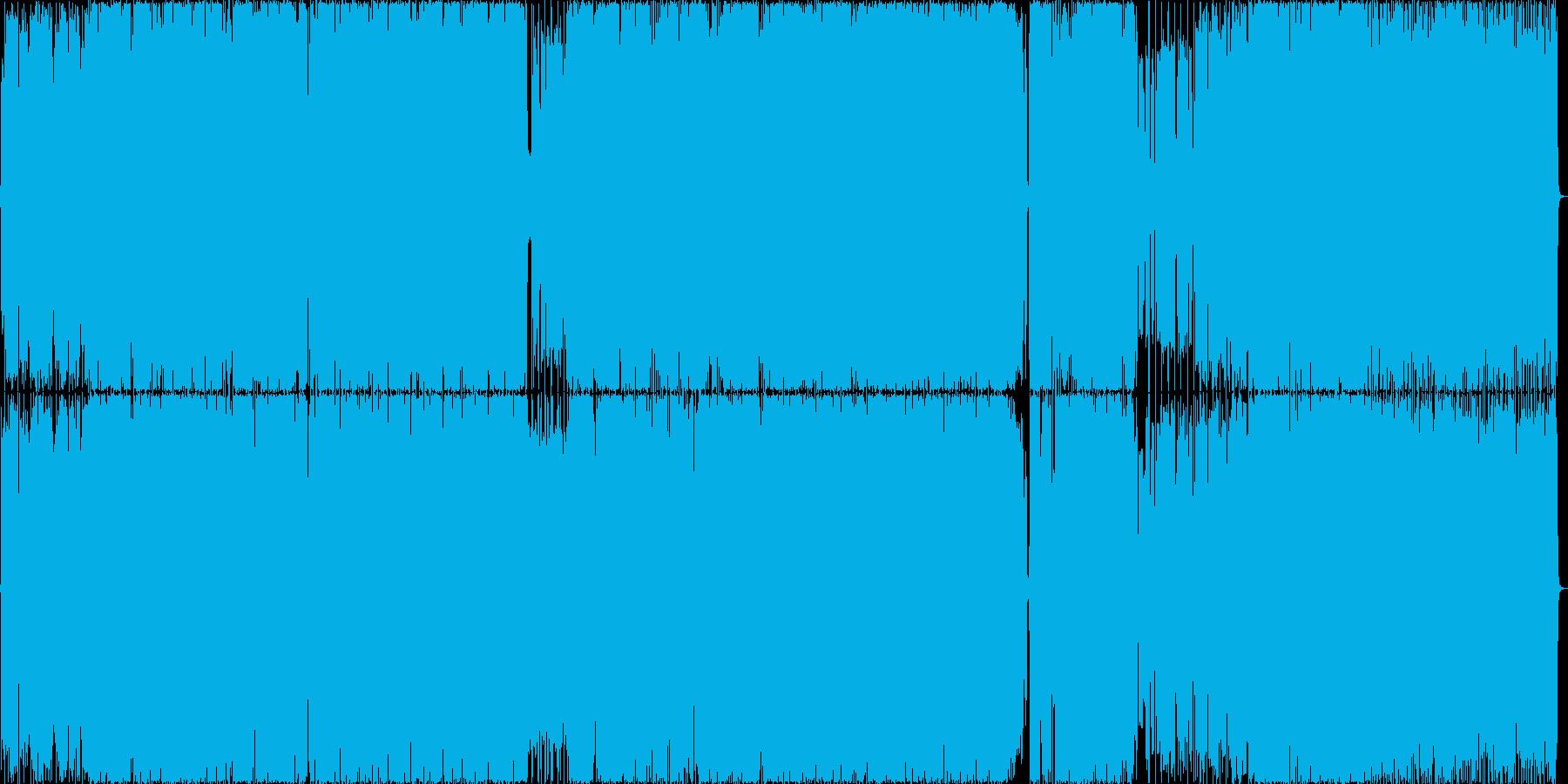 レッツ軽音楽!ビタミンロック!の再生済みの波形