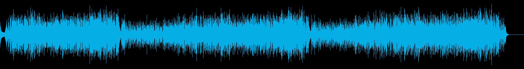 【リズムなし】情熱的フラメンコ/ラテンの再生済みの波形