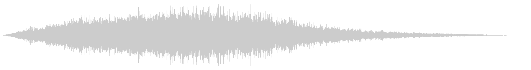 ALIEN CHORD 2持続変調コードの未再生の波形