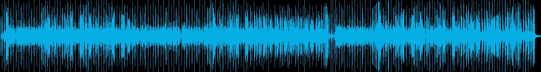 ホーン、スペーシーなシンセ、深いグ...の再生済みの波形