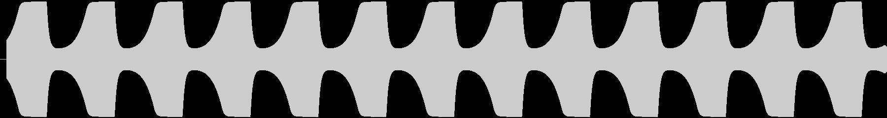ゲームテキスト効果音A-4(低め 普通)の未再生の波形