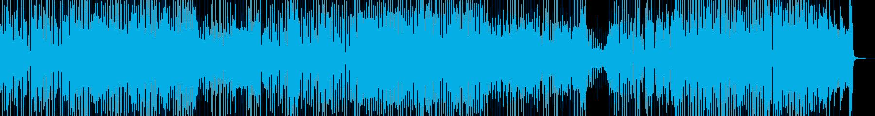 軽トラでドライブ・ジャズポップ +の再生済みの波形
