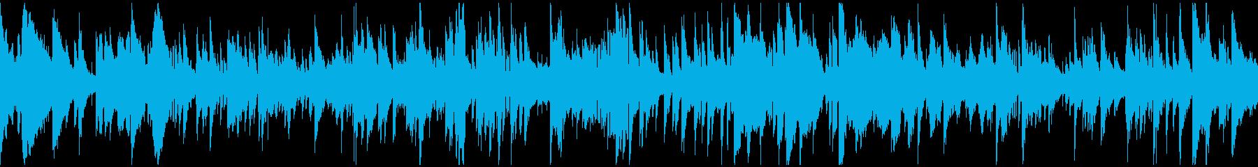 妖しい音色のサスペンスバラード※ループ版の再生済みの波形