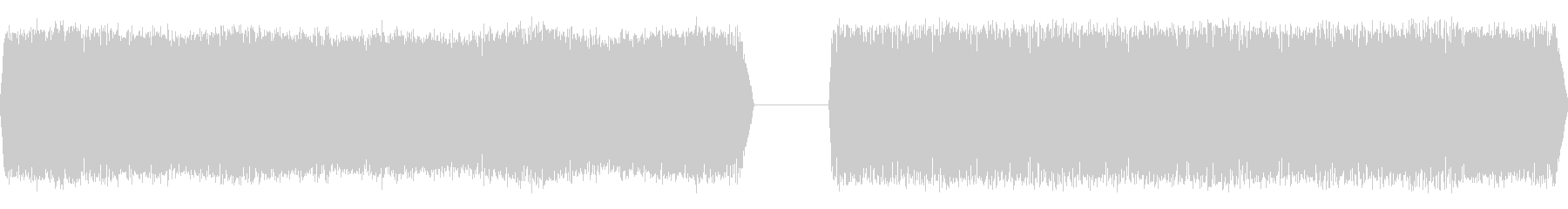 HARMO WAVE、2バージョン...の未再生の波形
