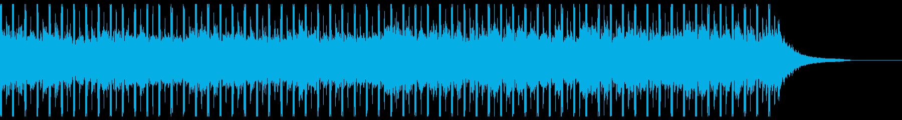 テクノロジーコーポレート(短)の再生済みの波形