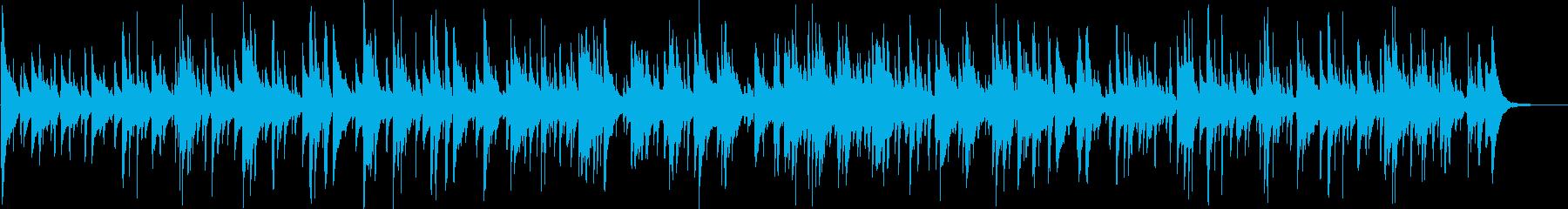 アコースティックバラードA110の再生済みの波形