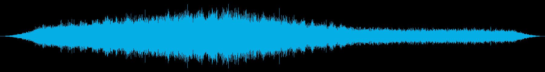 ECM 660油圧式削岩機:ディー...の再生済みの波形