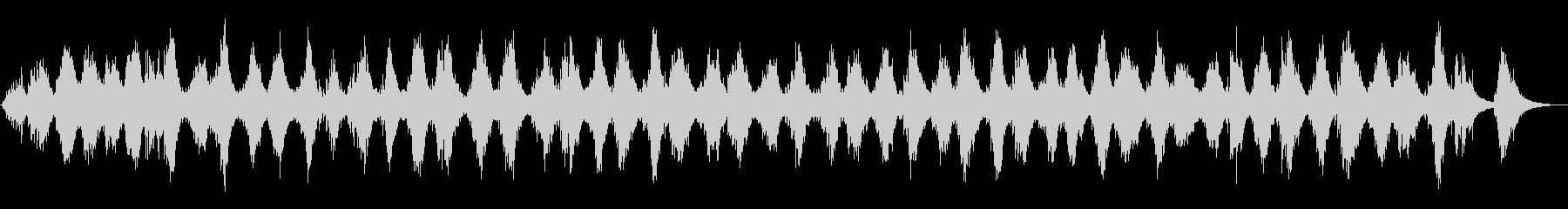 ベルツリー:連続グリッサンドスの上下の未再生の波形