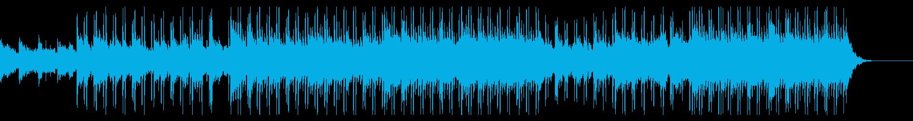 ブレイクビーツ アンビエント エー...の再生済みの波形