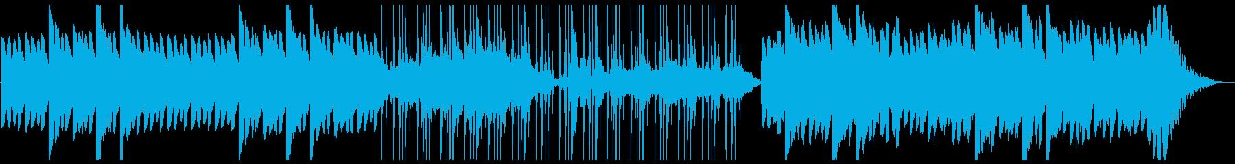 この抽象的なエレクトロニカアンダー...の再生済みの波形