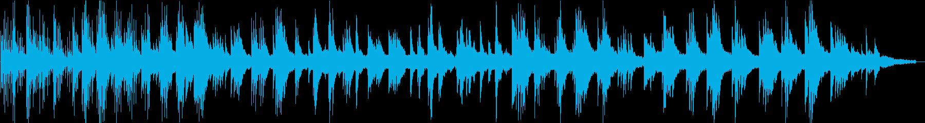 ヒーリングピアノ組曲 ただよう 11の再生済みの波形