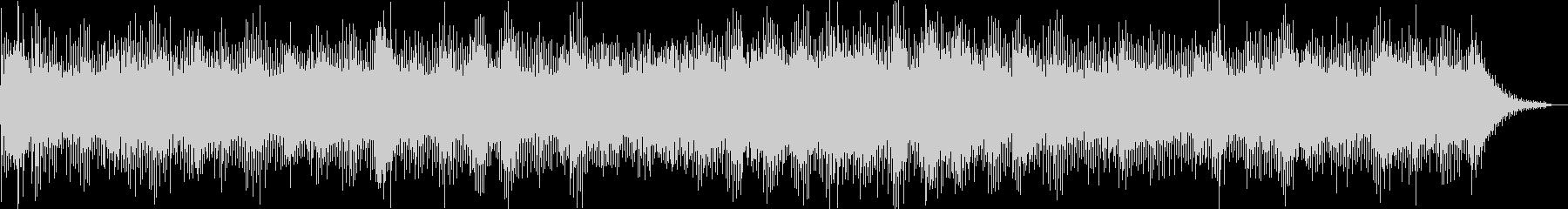 アナログシンセタムのシーケンスフレーズの未再生の波形