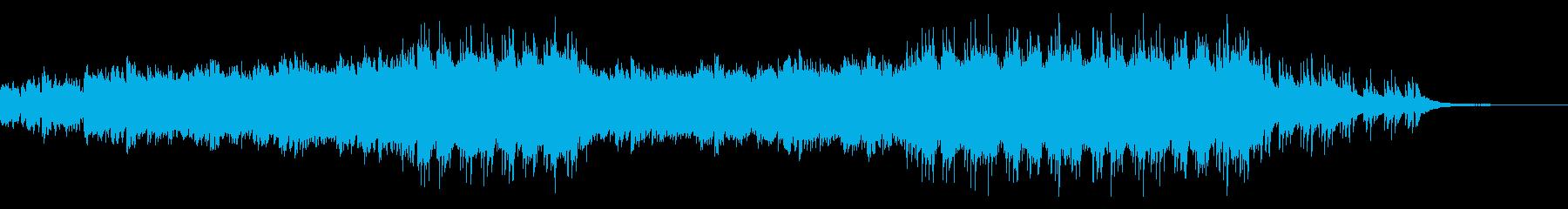 【ドラム抜き】サビのある綺麗なピアノバラの再生済みの波形