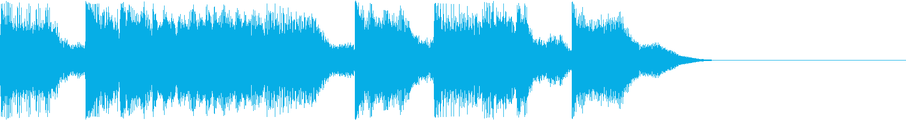 AI メカ/ロボ/マシン動作音 40の再生済みの波形