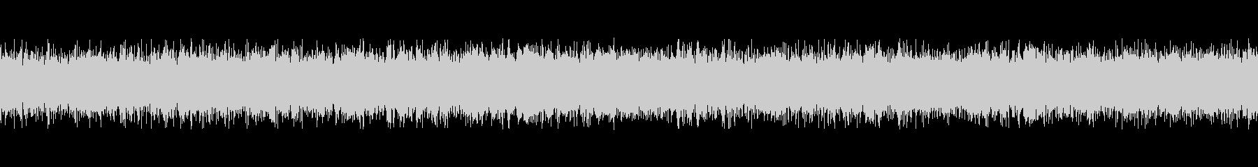 川の激しいせせらぎ2 (ループ仕様)の未再生の波形