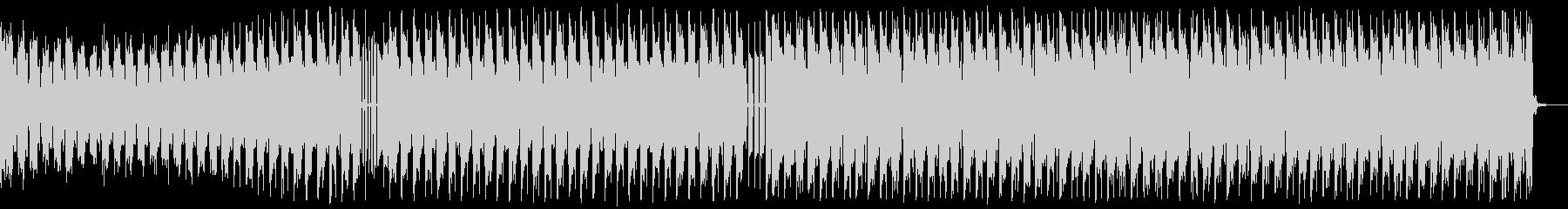 キラキラしたエレクトロ_No645_2の未再生の波形