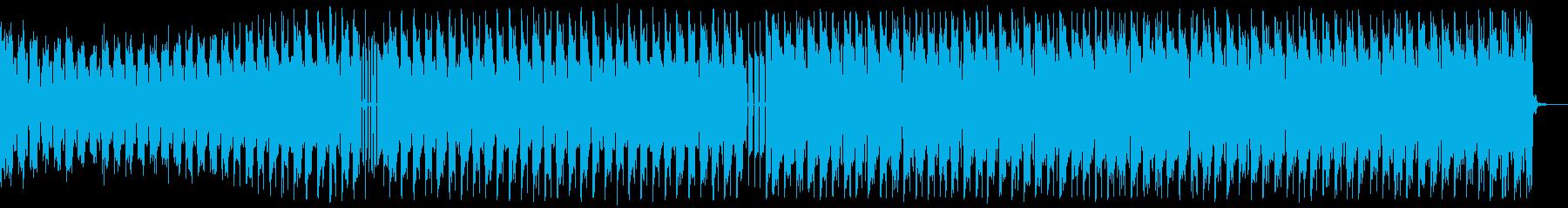 キラキラしたエレクトロ_No645_2の再生済みの波形