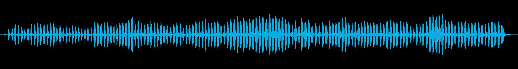 樹脂ひも摩擦:速い摩擦のきしみ音、...の再生済みの波形