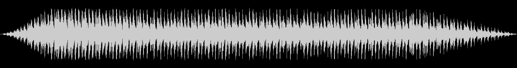 中世のドラム0-40の未再生の波形