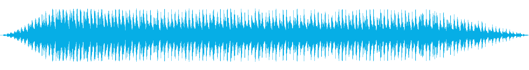 中世のドラム0-40の再生済みの波形