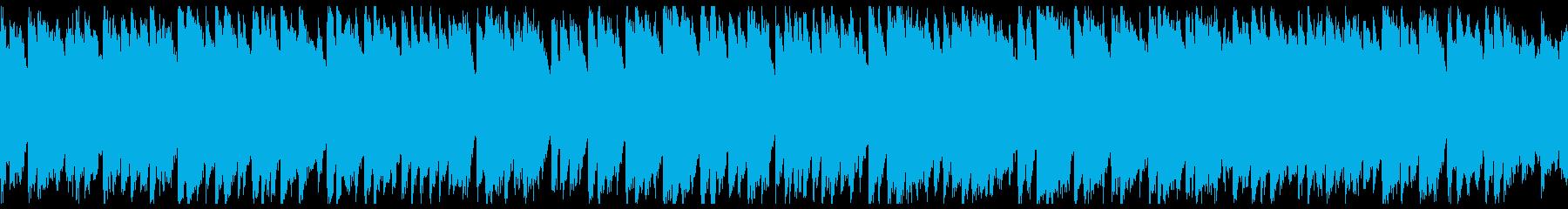 L【中世ヨーロッパ宮殿】お城や宮殿にての再生済みの波形