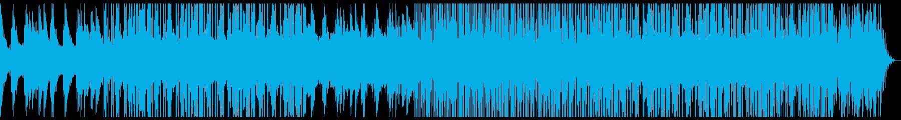 ピアノがクールなチルポップトラック♪の再生済みの波形
