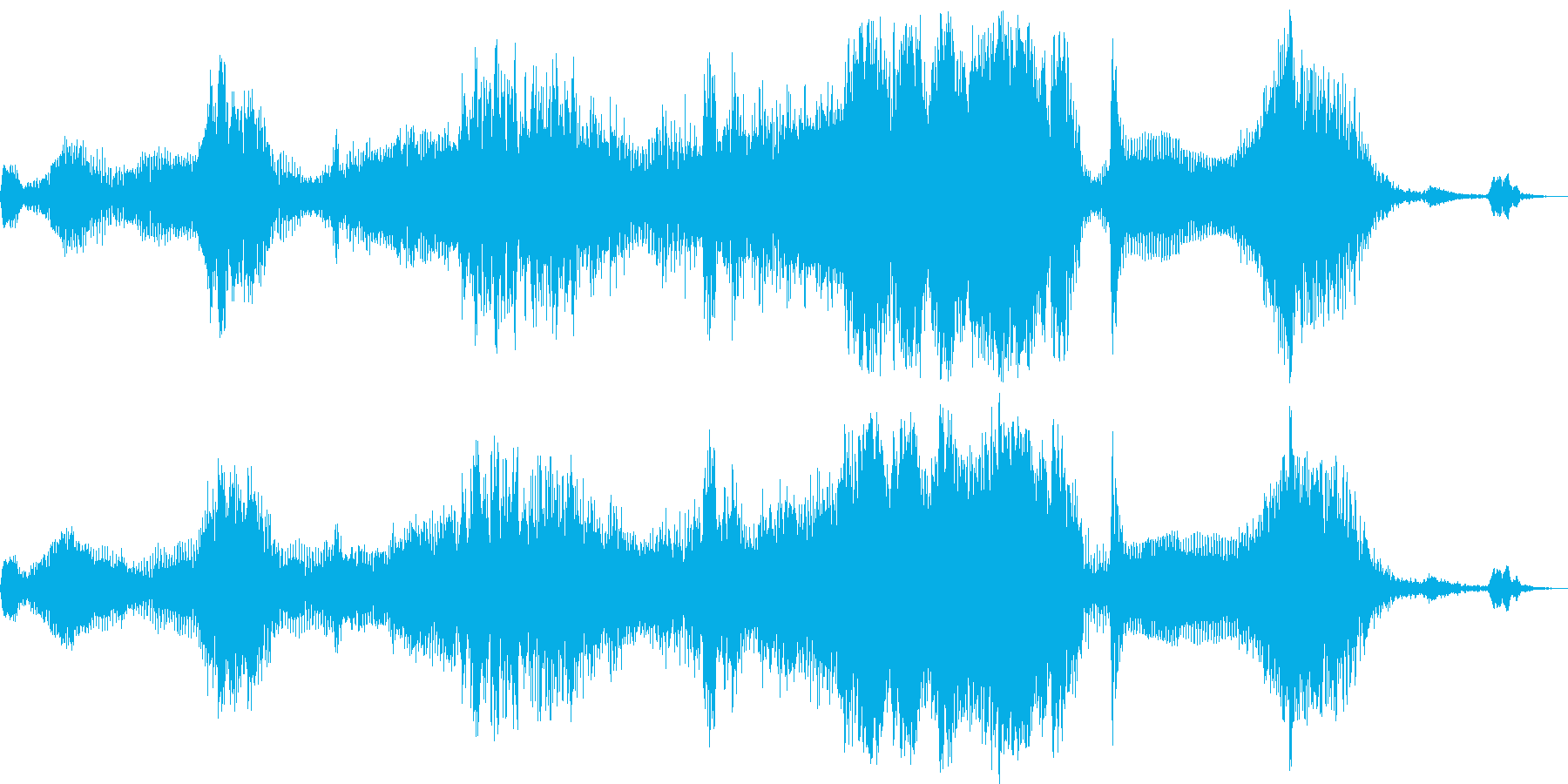 【ホラー】 【映画】 シーン_02の再生済みの波形