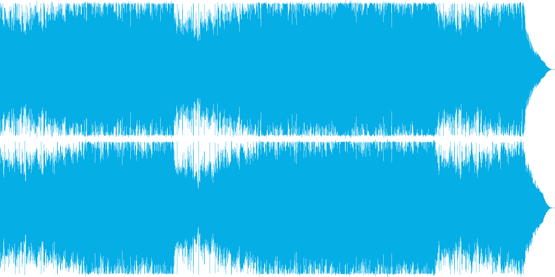 Gentle female vocals and Western pop music's reproduced waveform