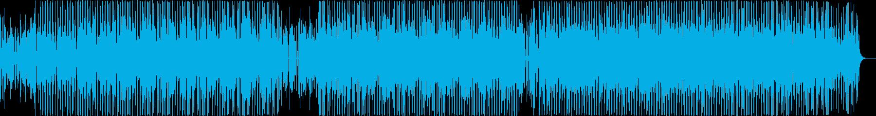 サスペンスの幕間。メランコリックな...の再生済みの波形