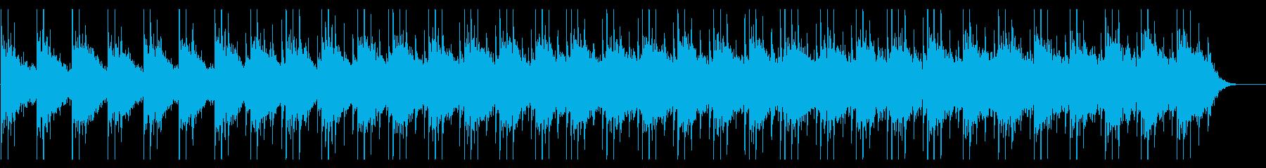 [Without rhythm] Explaining technology, etc.'s reproduced waveform