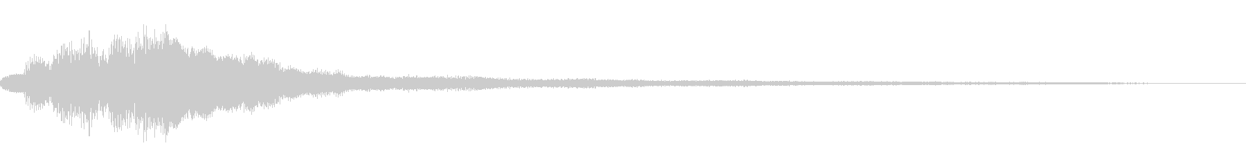 アルペジオベルズ、シングルの未再生の波形