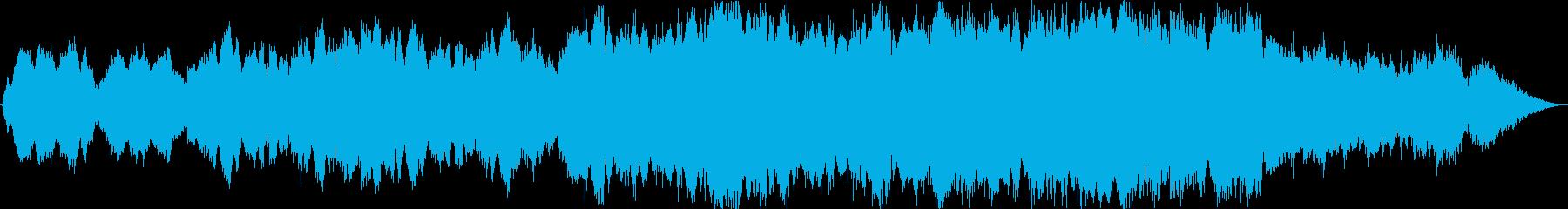 アメイジンググレイス/オペラ,コーラスの再生済みの波形