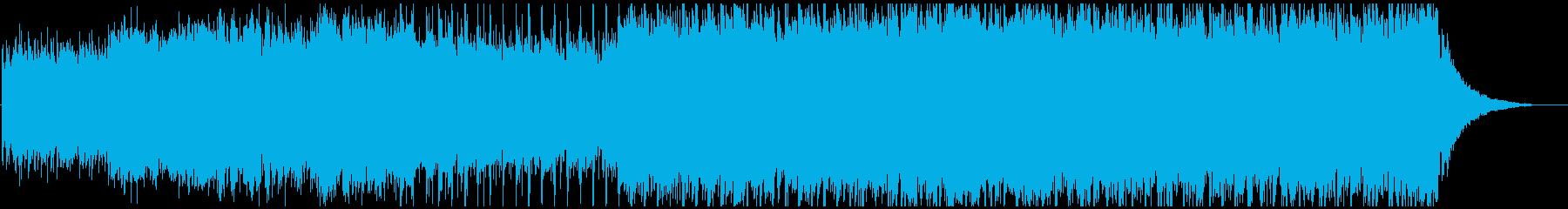 現代的 交響曲 ラウンジ まったり...の再生済みの波形