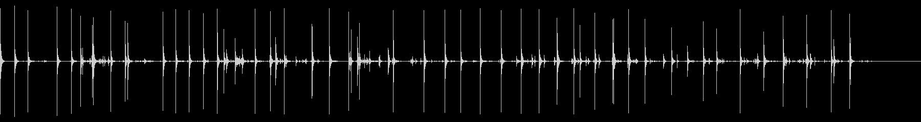 チゼルハンマーブリックストーンフォ...の未再生の波形