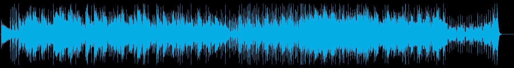 海辺のJazz Rockの再生済みの波形