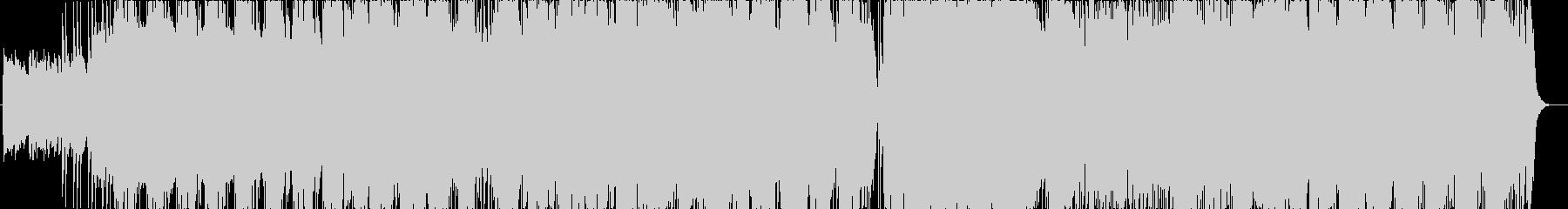 パンク 単純明快の未再生の波形