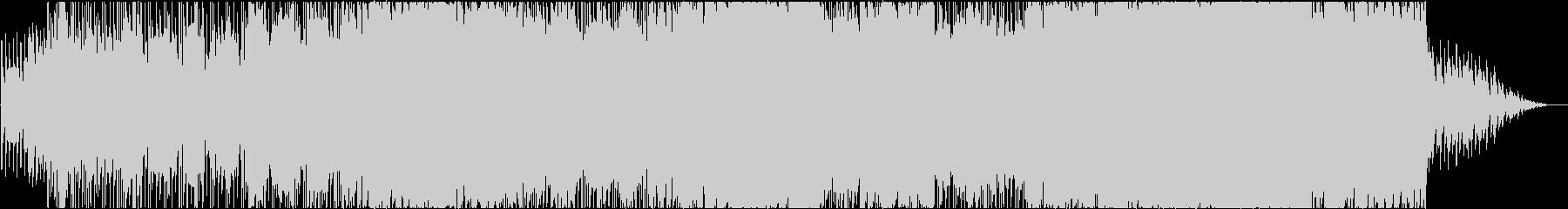 ピアノリフが切ないミドルテンポのバラードの未再生の波形