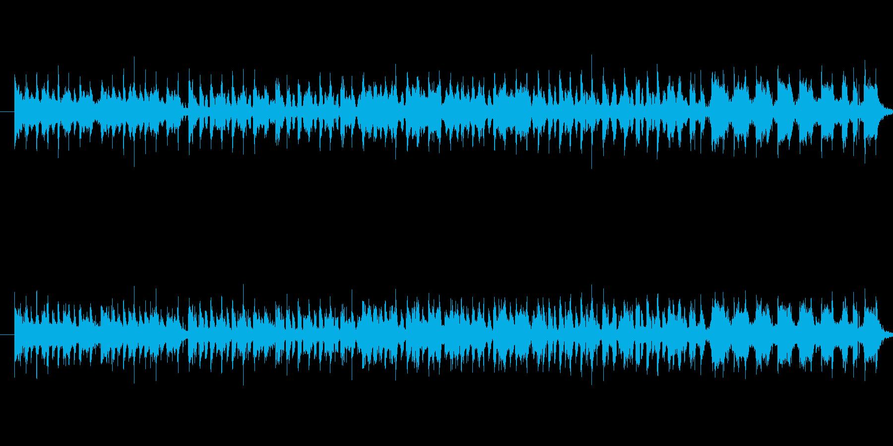 ゲームやアニメ、映画での使用を想定して…の再生済みの波形
