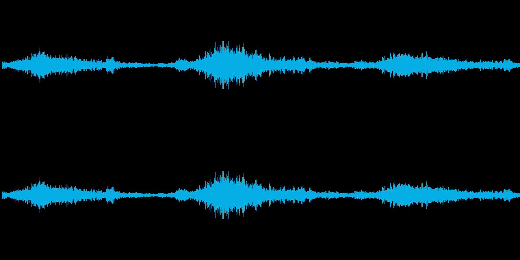 シャンシャンシャン (ジングルベル)の再生済みの波形