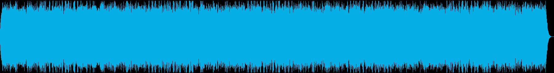 ヒーリング・スパ・リラクゼーションの再生済みの波形