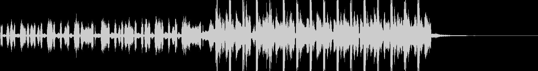 世界バルカン研究所エレクトロシンセ...の未再生の波形