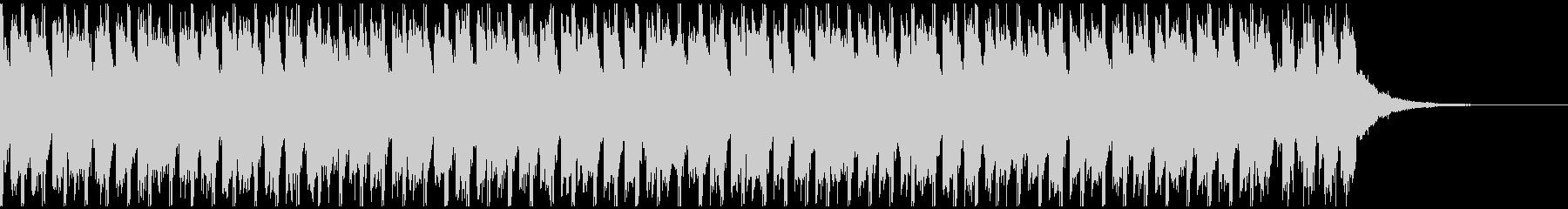 サマーポップ(30秒)の未再生の波形