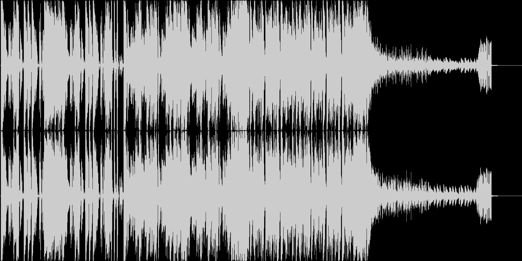 CM】ノリノリEDM ボーカルなしverの未再生の波形