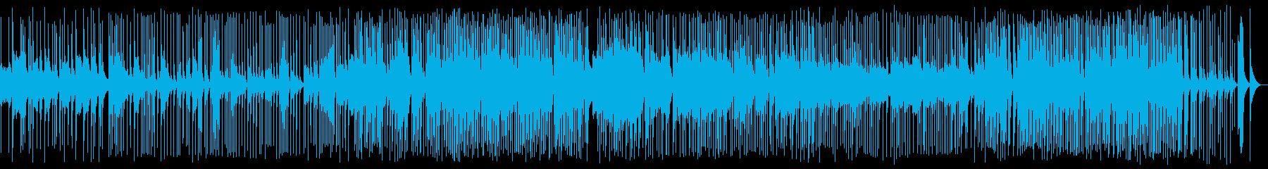 六段の調 シンプルな箏の音色の再生済みの波形