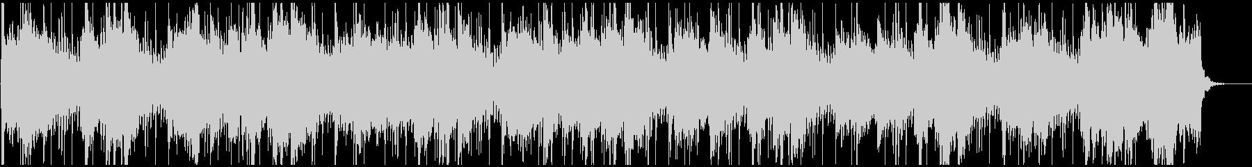 尺八メインの和風曲の未再生の波形