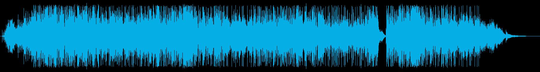 白鳥(swan)クラシックをボサノヴァ…の再生済みの波形