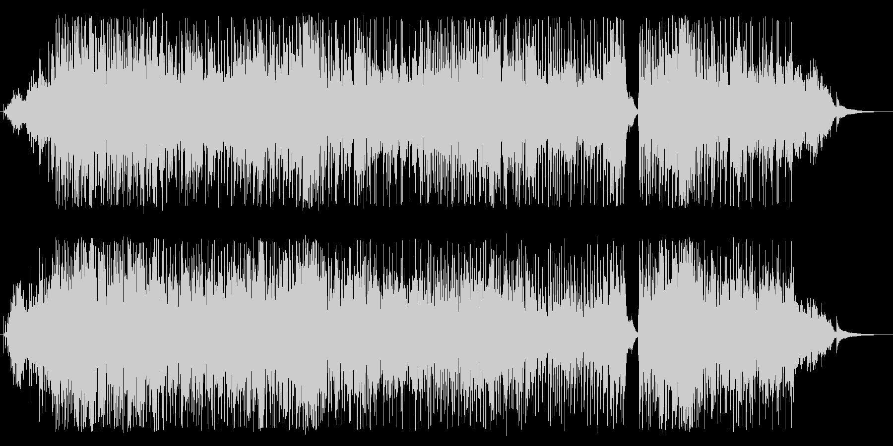 白鳥(swan)クラシックをボサノヴァ…の未再生の波形