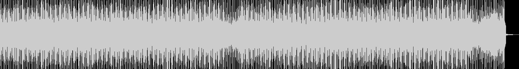 楽しい日々を軽快に彩るエレキポップス Aの未再生の波形