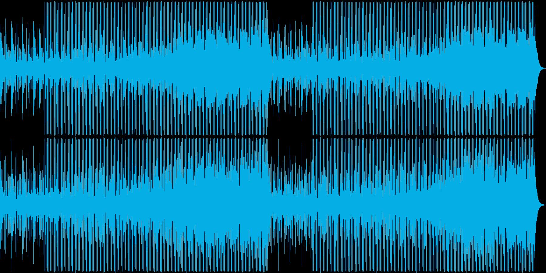 企業VPに!優しい、穏やか、透明ピアノの再生済みの波形