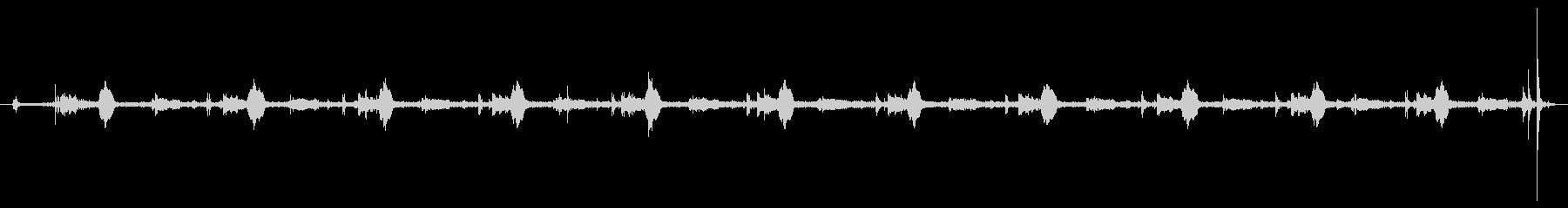 鳩時計2:ストライクイレブンオクロ...の未再生の波形